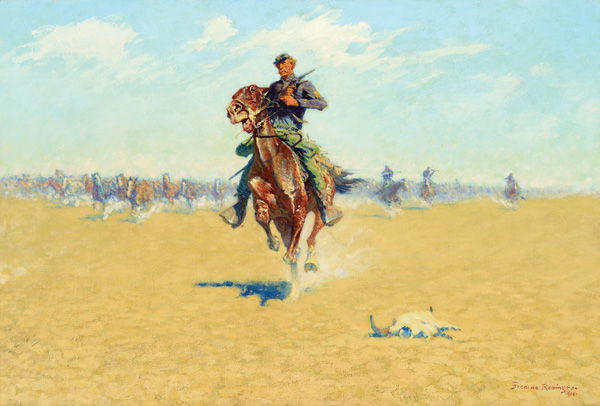 Rising and Soaring | The western-art auction market today