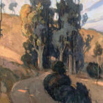 Eric Bowman, Sonoma County Landscape, oil, 16 x 20.