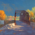 Black Bridge Autumn by Cody DeLong.