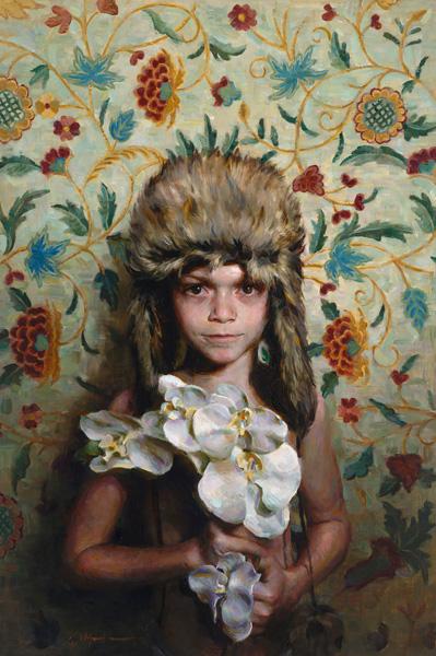 Karen Offutt Room To Breathe Southwest Art Magazine