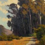 Paul Kratter, Standing Tall, oil, 16 x 20.