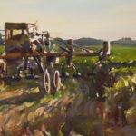 Dan Mondloch, Dirty Job, watercolor, 11 x 15.