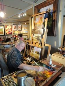 Show Preview | Celebration of Fine Art - Southwest Art Magazine
