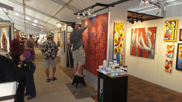 Show Preview   Celebration of Fine Art - Southwest Art Magazine