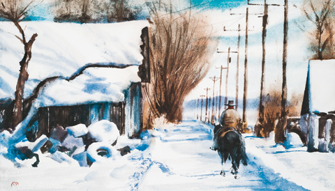 Show Preview | Coors Western Art Exhibit & Sale