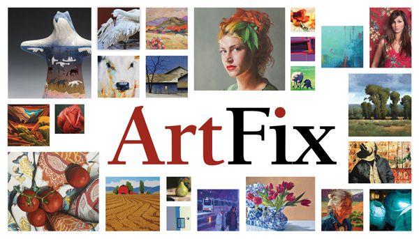 ArtFix Virtual Gallery | Fresh New Artwork