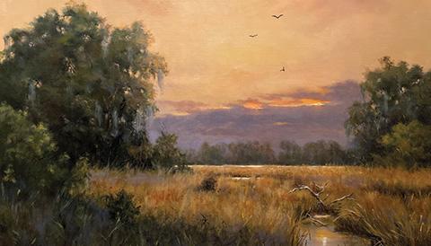 Paula B. Holtzclaw | A Soft Glow