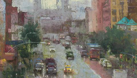 Nancie King Mertz | Life in the City