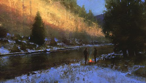 Brent Cotton | Mesmerized by the Light