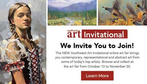 Show Preview | Southwest Art Invitational