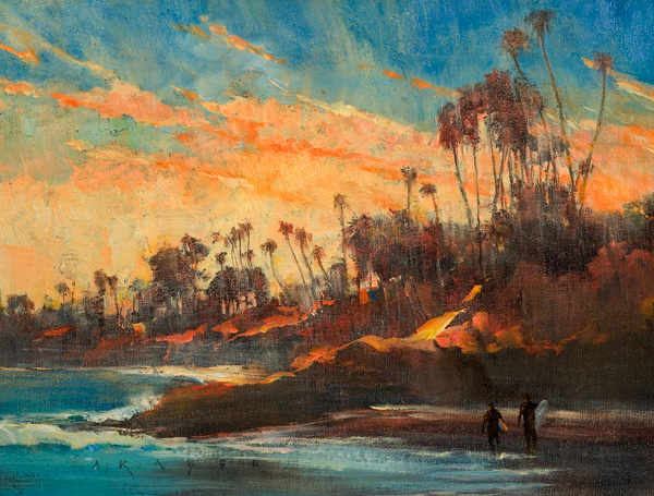 Show Preview | Laguna Beach Plein Air - Southwest Art Magazine